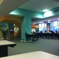 Photo taken at Biblioteca Central by LP F. on 6/15/2012