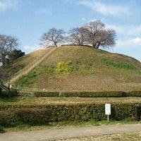 Photo taken at さきたま古墳公園 by Kouji.N on 3/26/2012
