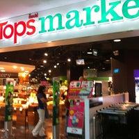 Photo taken at Tops Market by Sarisa M. on 4/22/2012