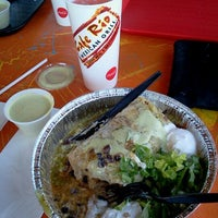 Photo taken at Cafe Rio Mexican Grill by Kimberley P. on 5/5/2012