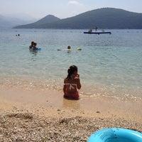 7/28/2012 tarihinde Hayriye Y.ziyaretçi tarafından Akçagerme Beach'de çekilen fotoğraf