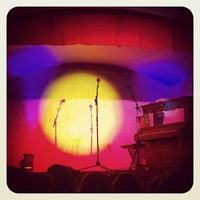 Photo taken at Verdi Club by Genie on 4/17/2012