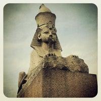 Снимок сделан в Сфинксы пользователем Серёжа Ч. 6/8/2012