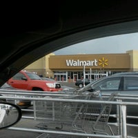 Photo taken at Walmart Supercenter by Dan D. on 8/12/2012