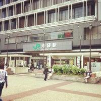 Photo taken at Ikebukuro Station by Hansol on 6/30/2012