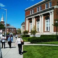 Photo taken at University of Cincinnati by Ronald G. on 4/23/2012