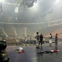 Photo taken at Jacksonville Veterans Memorial Arena by Brian B. on 3/8/2012
