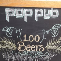 Photo taken at Pop Pub by Minnesota State Fair Day in NYC on 8/18/2012