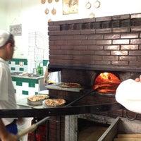 Photo taken at L'Antica Pizzeria da Michele by Valentina P. on 7/14/2012