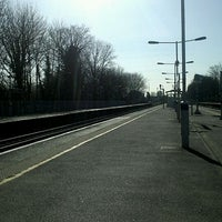 Photo taken at Hither Green Railway Station (HGR) by Leon K. on 3/27/2012
