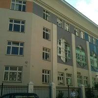 Photo taken at Школа №1284 by Rita on 6/25/2012