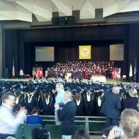 Photo taken at Saratoga Performing Arts Center by Jon W. on 5/19/2012
