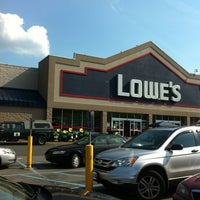 Photo taken at Lowe's Home Improvement by Erik M. on 6/10/2012