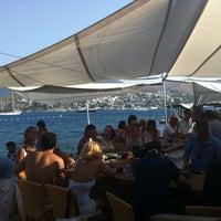 Photo taken at Maçakızı Hotel by Bulent A. on 6/24/2012