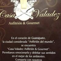 Foto tomada en Casa Valadez Anfitrión & Gourmet por Esther D. el 6/10/2012