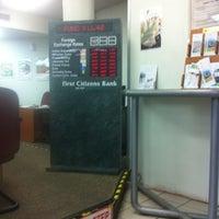 Photo taken at First Citizens Bank (Arima) by Lauren K. on 4/24/2012