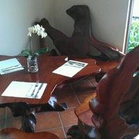 Photo taken at La Mer Cafe by Tony J. on 4/24/2012