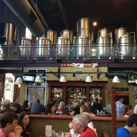 Photo taken at C.H. Evans Brewing Co. at the Albany Pump Station by Paul J. on 8/4/2012