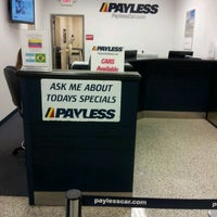 Photo taken at Payless Car Rental by Fredy M. on 2/24/2012