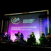 Photo taken at de Luna Resto & Café by ayu on 8/3/2012