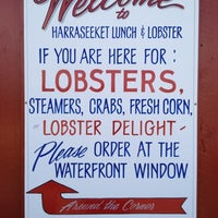 Photo taken at Harraseeket Lunch & Lobster Company by Joshua on 6/28/2012