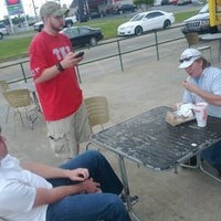 Photo taken at SONIC Drive In by Jed B. on 4/6/2012