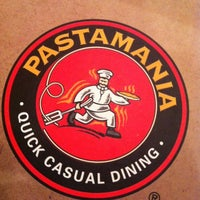 Photo taken at PastaMania by Mel L. on 2/19/2012