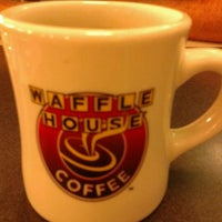 Photo taken at Waffle House by Diane I. on 6/23/2012