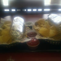 Photo taken at Moe's Southwest Grill by Mike J. on 7/2/2012