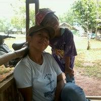 Photo taken at Situ Sawangan by Winaningsih W. on 4/8/2012