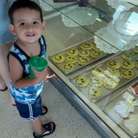 Photo taken at Smith's Bakery by maribel g. on 7/14/2012