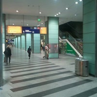 Photo taken at Berlin Friedrichstraße Railway Station by Thomas P. on 8/23/2012