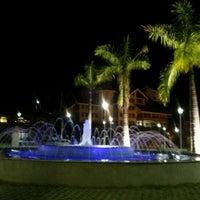 Foto tirada no(a) Praça do Sesquicentenário de Brusque por Maciel B. em 2/29/2012