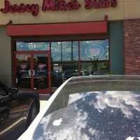 Photo taken at Jersey Mike's Subs by Dj K. on 7/24/2012