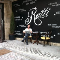 Photo taken at Ratti by Ksendzov V. on 4/21/2012