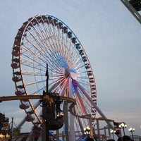 Photo taken at Morey's Piers and Beachfront Waterparks by Dave K. on 7/8/2012