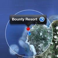 Photo taken at Bounty Resort Koh Phangan by Илья П. on 9/1/2012