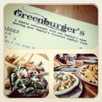 Photo taken at Greenburger's by Chris W. on 6/16/2012