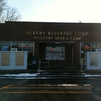 Photo taken at Albany Beverage by Victor R. on 3/30/2012