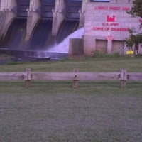 Photo taken at J. Percy Priest Dam by Avril T. on 8/24/2012