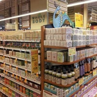 Photo taken at Whole Foods Market by Brian C. on 2/22/2012