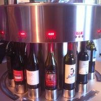 Photo taken at Shiraz Wine Experience & Art Cafe by Mack E. on 6/10/2012