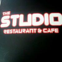 Photo taken at The Studio Cafe by Yuki W. on 8/13/2012