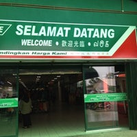 Photo taken at Econsave Kapar by Mohd A. on 7/21/2012