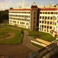 Снимок сделан в Академический университет РАН пользователем Michail 9/5/2012