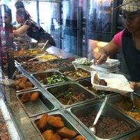 Photo taken at John's Fried Chicken by Yasira P. on 6/17/2012