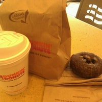Photo taken at Dunkin Donuts by Allen A. on 8/10/2012