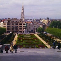 Photo prise au Mont des Arts par Robin B. le5/11/2012