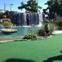 Photo taken at Cape Escape Adventure Golf by Joseph S. on 7/9/2012