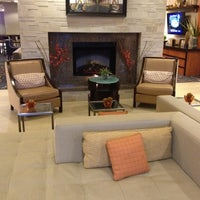 Photo taken at Comfort Inn & Suites by Tara R. on 2/19/2012